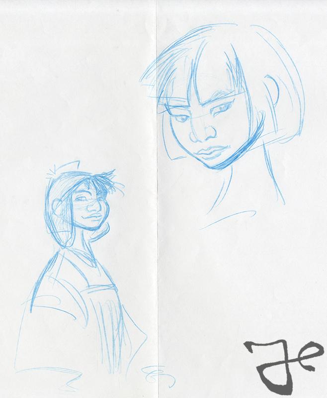 Kuzco, l'Empereur Mégalo [Walt Disney -2001] - Page 6 Pacha-design-08